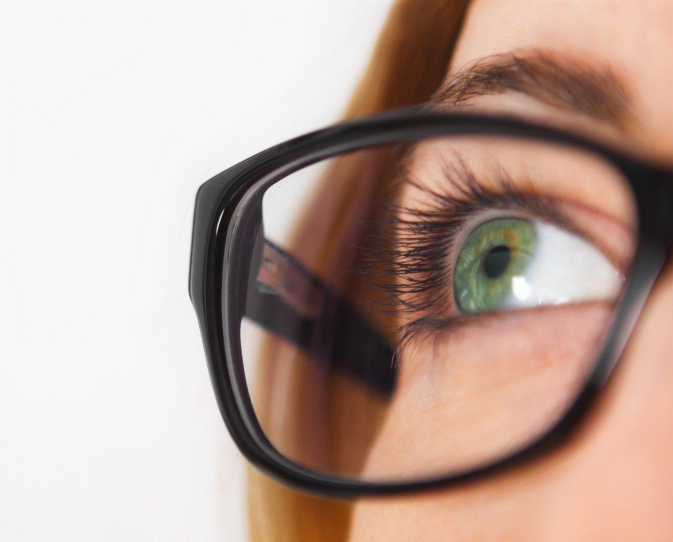 clătiți ochii pentru a îmbunătăți vederea trăsătura viziunii umane