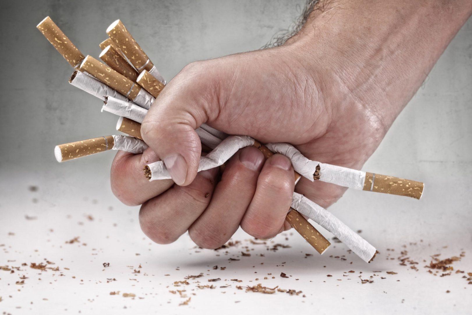 dacă renunți la fumat varicoza va trece