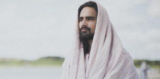 Iisus privind in departare, paste
