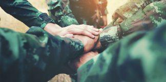 Soldati, alarma