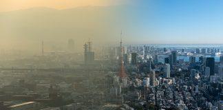 Scaderea poluarii, COVID-19