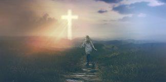 Schimbare, cruce, Iisus, convertire