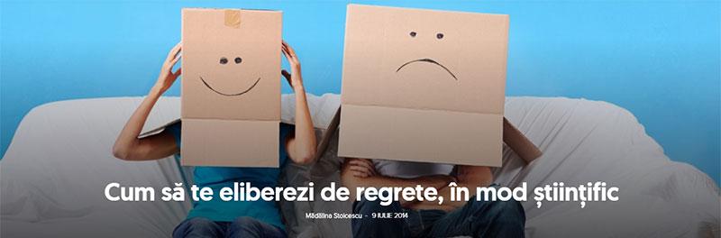 Screenshoot- Cum să te eliberezi de regrete, în mod știinţific