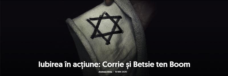 Iubirea în acţiune: Corrie și Betsie ten Boom