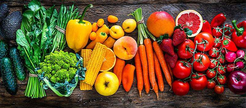 De ce consumăm prea puţine fructe și legume?