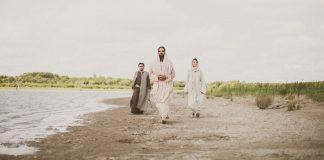 anturajul lui Iisus